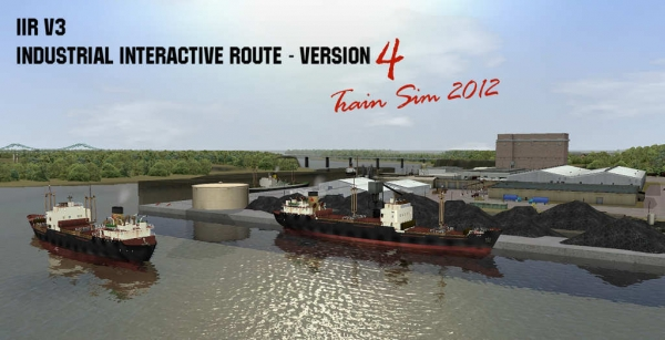 Industrial Interactive Route v 4
