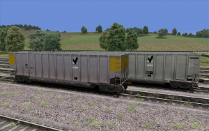 North Eastern Coal Hopper Set