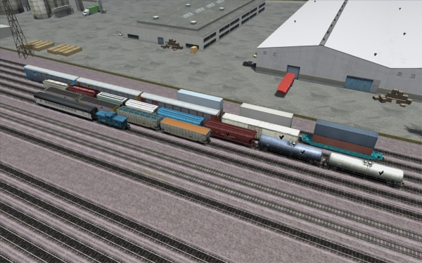North Eastern Rolling Stock Mega Pack 1