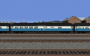 NERW Heavy Weight set - Modern livery